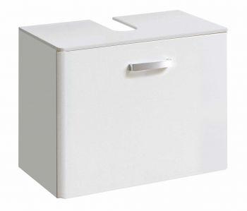 Kast voor wastafel Phoenix 60cm - wit