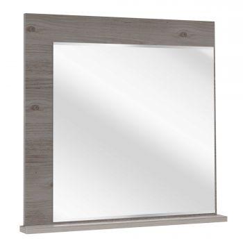 Spiegel voor commode Raltas - kastanje