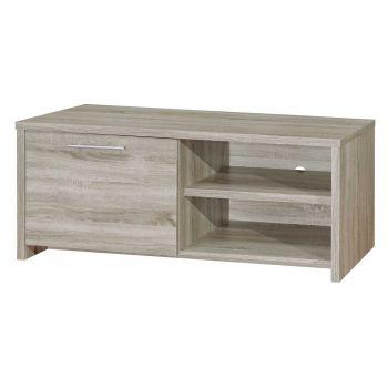 Tv-meubel Loft 126cm - grijs