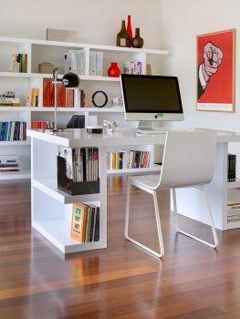 Bureau Multis 180cm - wit