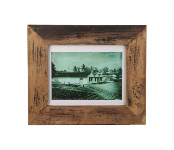 Fotolijst Antiq 43x36 cm - oud teak