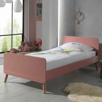 Bed Billy 90x200 - roze