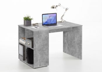 Bureau Henry 117cm - beton