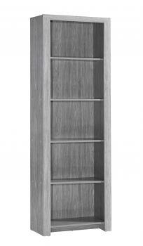 Boekenkast Heaven grijs 70cm breed - Modern