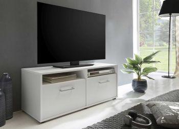 Tv-meubel Sami 2 deuren 95cm - wit