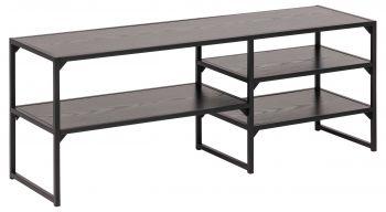 Tv-meubel Dover 3 legplanken - zwart