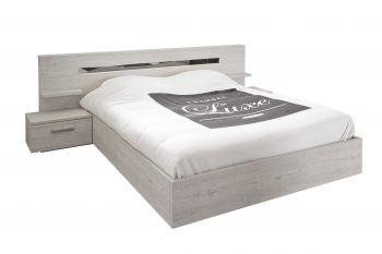 Bed Joy met 2 nachtkastjes - 180x200cm