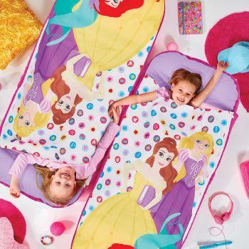 ReadyBed Disney Princess Belle, Doornroosje & Ariël
