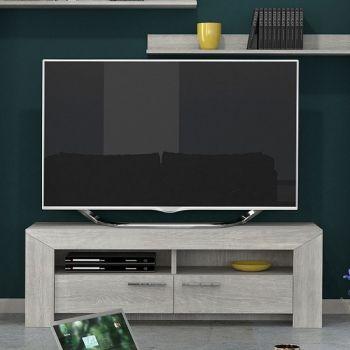 Tv-meubel Lani 150cm - grijze eik