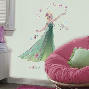 RoomMates muurstickers - Frozen Fever Elsa