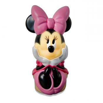 Nacht- en zaklamp Minnie Mouse