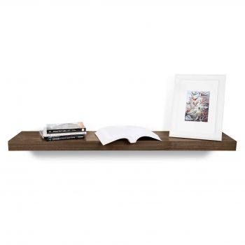 Legplank Balda 120cm - walnoot