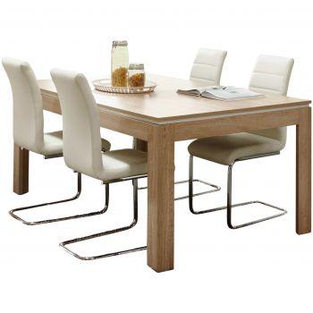 Verlengbare tafel Maxim - 185>225>265cm