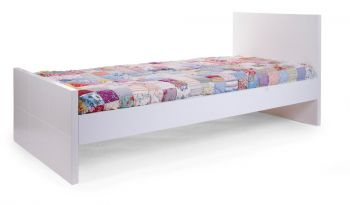 Kinderbed Quadro White