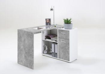 Bureau Albrecht - beton/wit