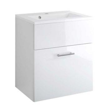 Wastafelkast Blanco 60cm