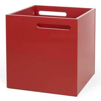 Opbergbox Berkeley - rood