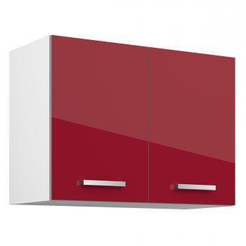Bovenkast Eli 80 cm - rood