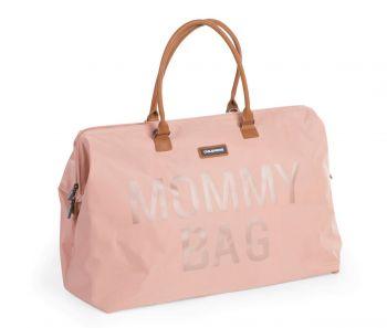 Luiertas Mommy Bag - roze