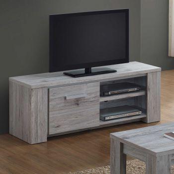Tv-meubel Elite 145cm - grijs