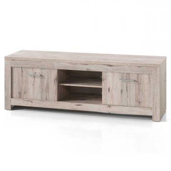 Tv-meubel Poznan 160 cm - bruin