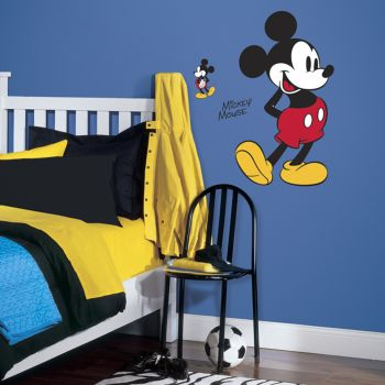 XL muursticker Disney Mickey Mouse
