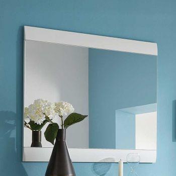 Spiegel Molde 87cm - wit