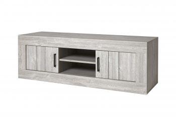 Tv-meubel Christine 150cm - grijs