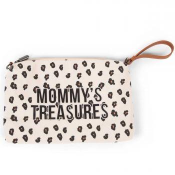 Mommy clutch - luipaard