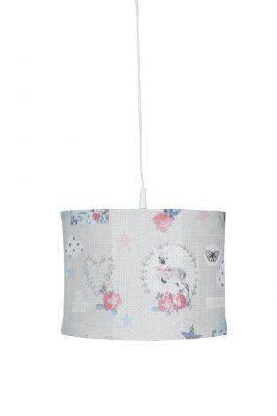 Hanglamp Lovely - roze