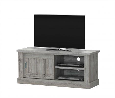 Tv-meubel Eddy 132cm - grijs
