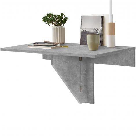 Wandplank/tafel Arnaud - beton