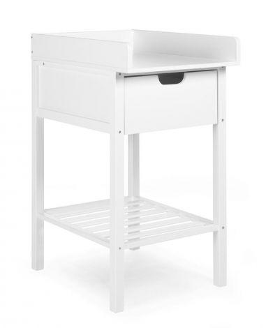 Verzorgingstafel Modern - wit