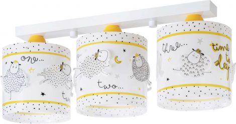Plafondlamp Time To Sleep - 3 lampen