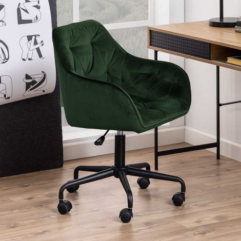 Bureaustoel Bridget - groen
