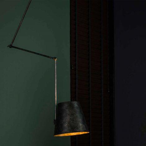 Hanglamp Artus Ø25 - antraciet