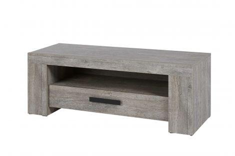 Tv-meubel Jacques 130cm - grijs