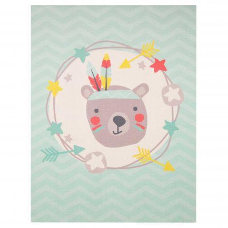 Tapijt Feather Bear