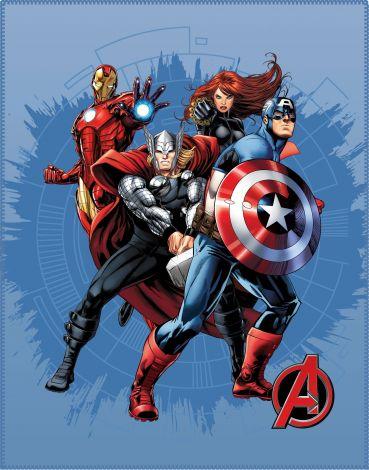 Plaid Avengers Challenge