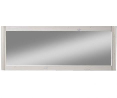 Spiegel Edmund 128 cm - wit
