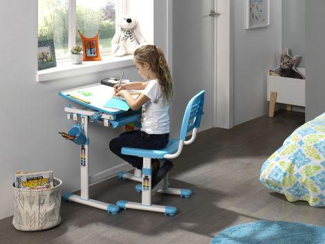 Kinderbureau Comfortline 201 - blauw