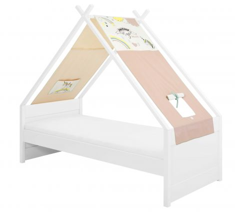 Tipi bed Unicorn Cool Kids 90x200 cm - Lifetime