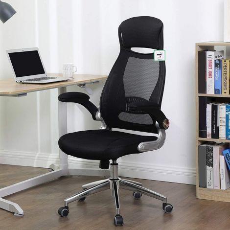 Bureaustoel Xavi - zwart
