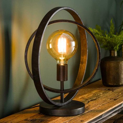 Tafellamp Archie - antraciet