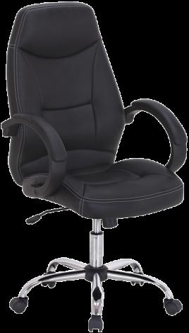Bureaustoel Clever - zwart