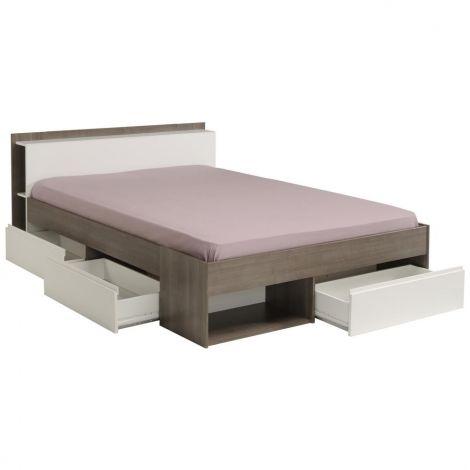 Bed Most 160x200cm - grijs