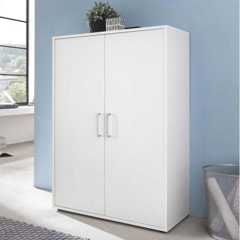 Kast Maxi-office 2 deuren - wit