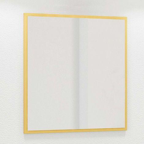 Spiegel Hansen 60cm - geel