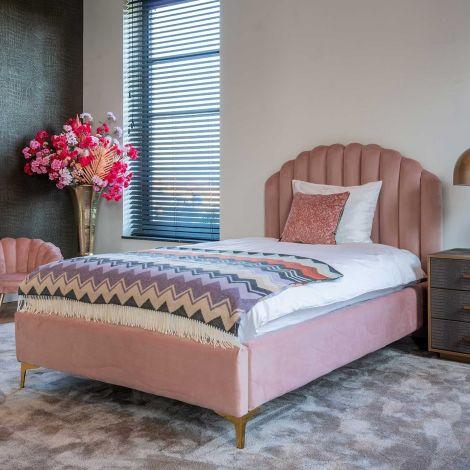 Twijfelaar Belmond 120x200 - roze