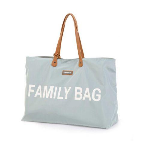 Verzorgingstas Family Bag - grijs/ecru